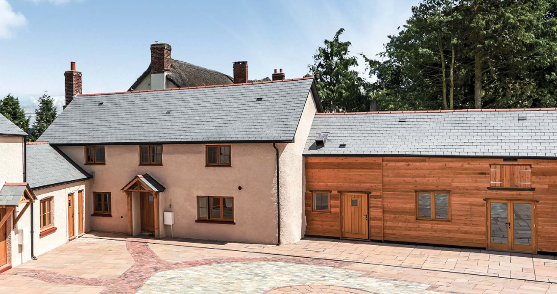 East Devon New Home For Sale The Farmhouse