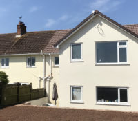 An Extension to house in Payhembury, Devon